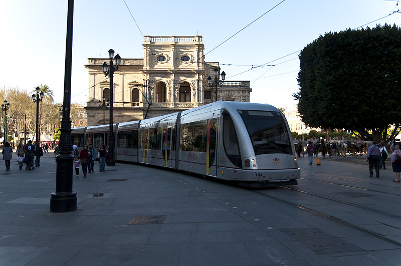 Sevilla-tranvía